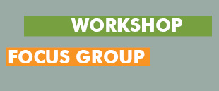 Workshop e Focus group 2018